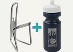 Citizen Bike Bottle and Cage for Folding Bikes