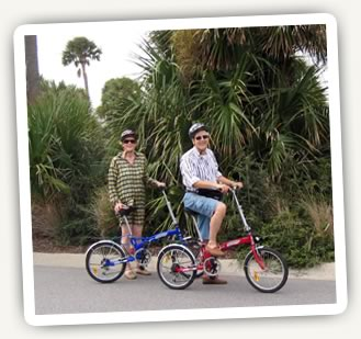 Citizen Bike customers in South Florida.